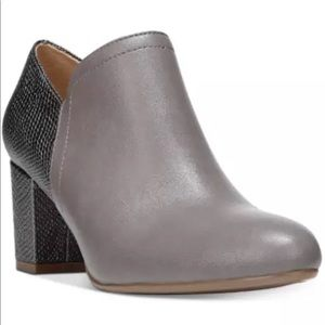 NEW Naturalizer Women's Misha Shootie Boots GREY